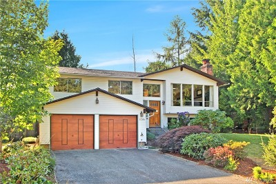 Bothell Single Family Home For Sale: 17304 26 Ave SE