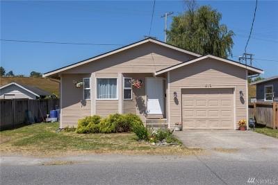Mount Vernon Single Family Home For Sale: 819 W Hazel St