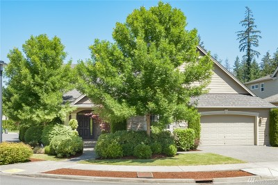 Redmond Single Family Home For Sale: 23708 NE 109th Place