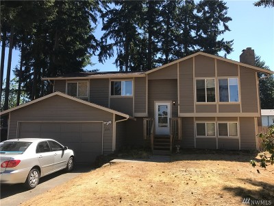Puyallup Rental For Rent: 2311 Cherokee Blvd