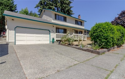 Federal Way Single Family Home For Sale: 406 S 318th St