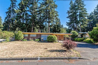 Bellevue Single Family Home For Sale: 15111 SE 43rd St