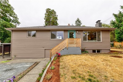 Seattle Single Family Home For Sale: 10402 18th Ave SW