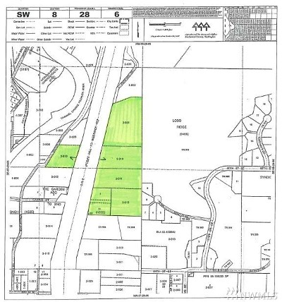 Snohomish County Residential Lots & Land For Sale: SExton Rd/120th Ave SE