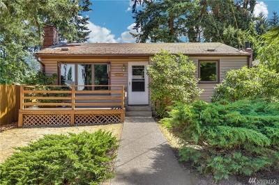 Seattle Single Family Home For Sale: 14346 Densmore Ave N