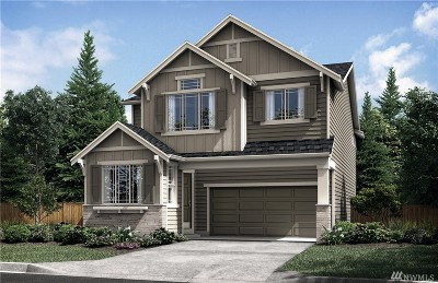 Woodinville Single Family Home For Sale: 12909 NE 201st St