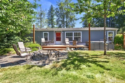 Snohomish Single Family Home Contingent: 5703 163rd Ave SE