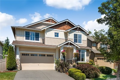 Bothell Single Family Home For Sale: 3823 216th Place SE