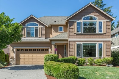Woodinville Single Family Home For Sale: 13580 NE 202nd St