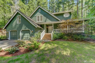 Woodinville Single Family Home For Sale: 19522 NE 202nd Place