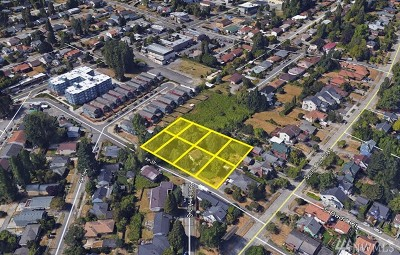 King County Residential Lots & Land For Sale: 7971 Duncan Ave S