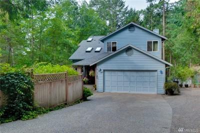Gig Harbor Single Family Home Contingent: 3906 81st Av Ct NW