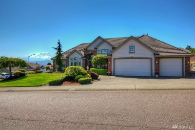 Puyallup Single Family Home For Sale: 13514 E 157th St Ct E