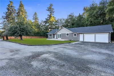 Puyallup Single Family Home For Sale: 9117 152nd St E