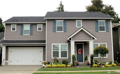 Thurston County Single Family Home For Sale: 1344 89th Avenue SE