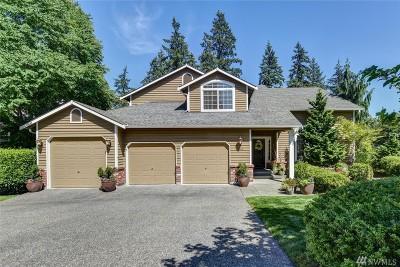 Redmond Single Family Home For Sale: 9304 139th Ct NE