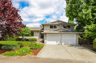 Bothell Single Family Home For Sale: 20314 97th Ave NE