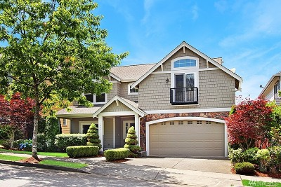 Issaquah Single Family Home For Sale: 1637 25th Ave NE