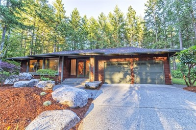 Gig Harbor Single Family Home For Sale: 12801 47th Ave NW