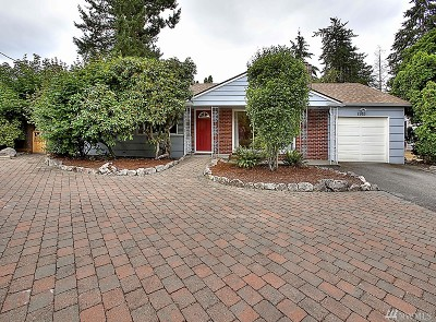 Tacoma Single Family Home For Sale: 8965 Gravelly Lake Dr. SW