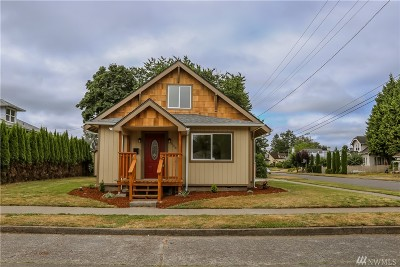 Single Family Home Sold: 308 W Plum St