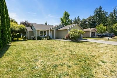 Burlington Single Family Home For Sale: 1212 Gilkey Rd
