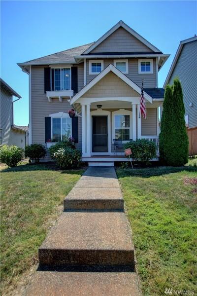 Mount Vernon Single Family Home For Sale: 5364 Razor Peak Drive