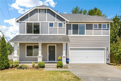 Marysville Single Family Home For Sale: 7637 83rd Dr NE