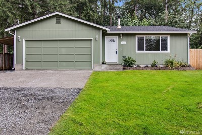 Olympia Single Family Home For Sale: 5330 SW 75th Ct