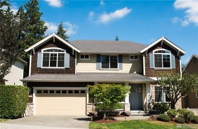 Redmond Single Family Home For Sale: 11234 171st Place NE