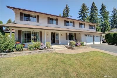 Kirkland Single Family Home For Sale: 12102 NE 142nd St