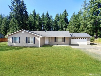 Roy Single Family Home Contingent: 1807 286th St E