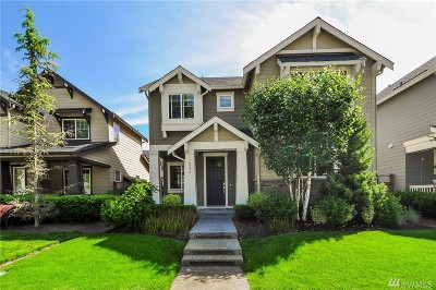Redmond Single Family Home For Sale: 10236 242nd Ave NE