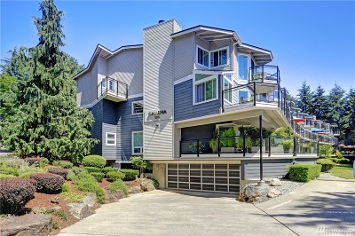 Kirkland Condo/Townhouse For Sale: 520 4th St #36