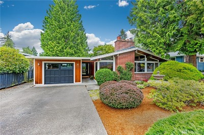 Burien Single Family Home For Sale: 1938 167th St