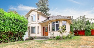 Woodinville Single Family Home For Sale: 23828 51st Ave SE