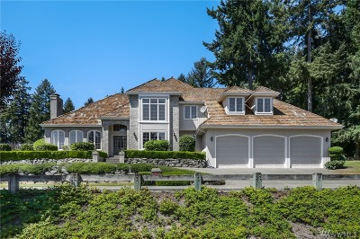 Gig Harbor Single Family Home For Sale: 710 25th Ave NW