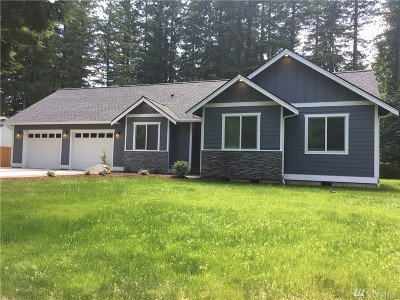 Maple Falls Single Family Home Contingent: 6361 Blackfoot Place