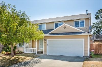 Single Family Home For Sale: 1131 Fitz Hugh Dr SE
