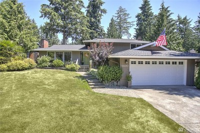 Renton Single Family Home For Sale: 14452 157th Place SE