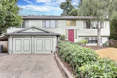 Federal Way Single Family Home For Sale: 34259 36th Place SW