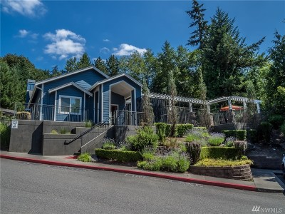 Bothell Condo/Townhouse For Sale: 12006 NE 204th Place #B-203