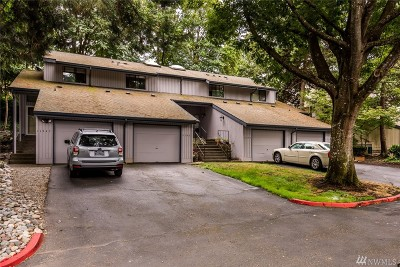 Renton Condo/Townhouse For Sale: 11545 SE 175th St #2