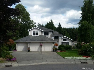 Federal Way Single Family Home For Sale: 2021 S 370th St