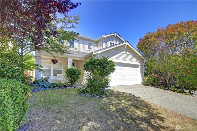 Sammamish Single Family Home For Sale: 925 243rd Place SE