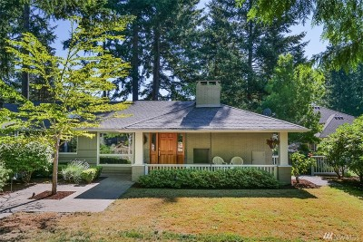 Bellevue Single Family Home For Sale: 16606 SE 24th St