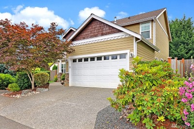 Bothell Single Family Home For Sale: 16 228th St SE