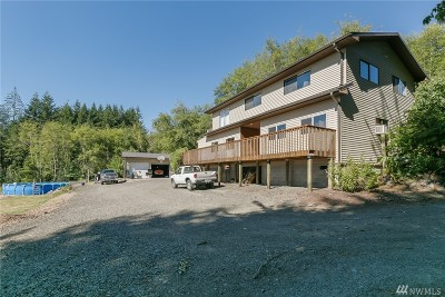 Winlock Single Family Home For Sale: 150 Smith Rd
