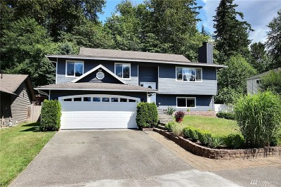Renton Single Family Home For Sale: 16702 133rd Place SE