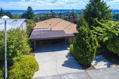Seattle Single Family Home For Sale: 6232 50th Ave NE